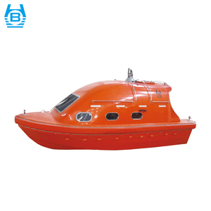 Enclosed Fast Rescue Boat