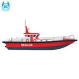 18m Open Sea Rescue Patrol Boat
