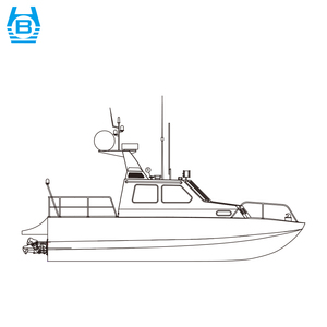 11m Fast Working Boat